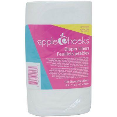 Papier de protection pour couche lavable (100 feuilles)