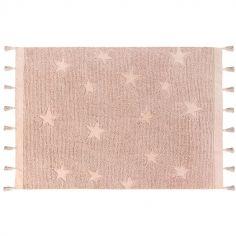 Tapis Hippy Stars Vintage Nude (120 x 175 cm)