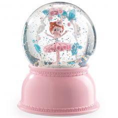 Boule à neige lumineuse Ballerine
