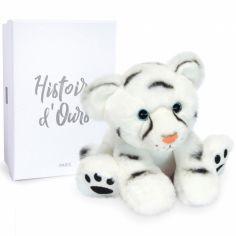 Coffret peluche bébé tigre Terre sauvage (18 cm)