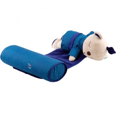 Cale-bébé bleu garçon Kimono Tuc Tuc