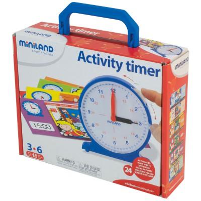 Horloge Miniland