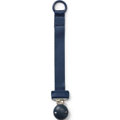 Attache sucette bois bleu foncé Juniper blue  par Elodie Details