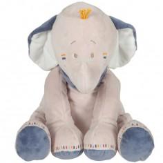 Peluche Bao l'éléphant (35 cm)