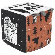 Cube d'activités forêt Woodland