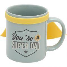 Mug avec cape You're a super dad