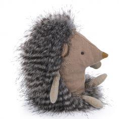 Peluche Caillou le hérisson Rendez-vous chemin du loup (18 cm)