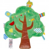 Doudou plat Friends arbre - The Gro Company