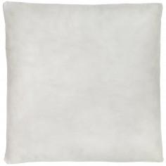 Coussin sans housse blanc (50 x 50 cm)