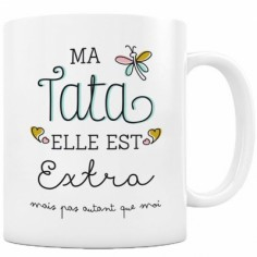Mug Tata extra