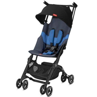 Poussette tout-terrain Pockit+ Night Blue  par GB
