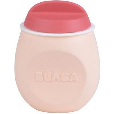 Pot de conservation Babypote Portion rose (180 ml)  par Béaba