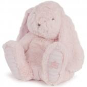 Peluche Augustin le lapin rose (35 cm) - Tartine et Chocolat
