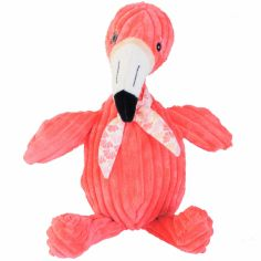 Peluche Simply Flamingos le flamant rose (23 cm)