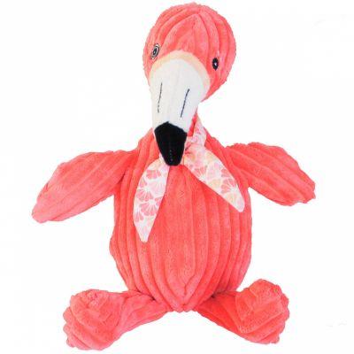 Peluche Simply Flamingos le flamant rose (23 cm)  par Les Déglingos