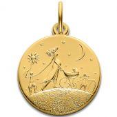Médaille Ronde de la vie 18 mm (or jaune 750°) - Monnaie de Paris