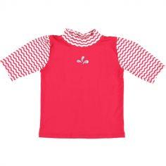 Tee-shirt anti-UV Julie (9-12 mois)