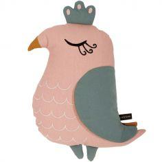 Coussin oiseau (45 x 38 cm)