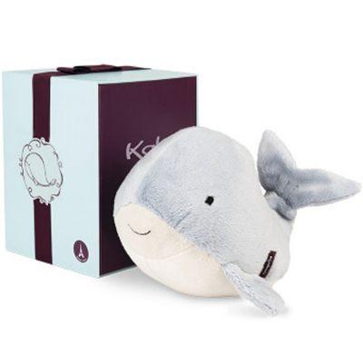 Peluche baleine Lollipop (18,5 cm)  par Kaloo
