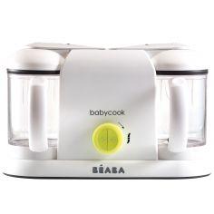 Robot cuiseur Babycook Duo Plus Néon