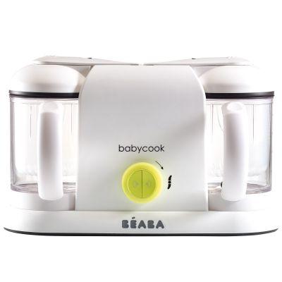Robot cuiseur Babycook Duo Plus Néon  par Béaba