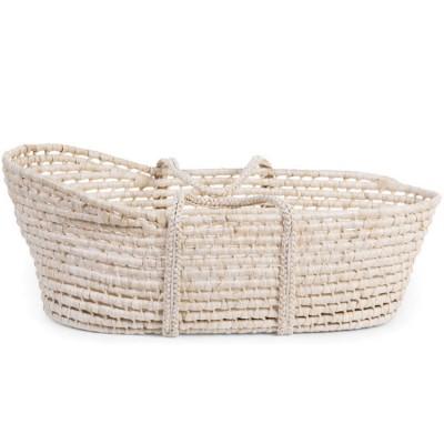 Couffin en fibres de maïs avec matelas  par Childhome