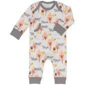 Combinaison pyjama renard (3-6 mois : 60 à 67 cm) - Fresk