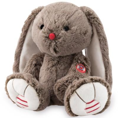 Peluche lapin Rouge Kaloo marron (29 cm) Kaloo