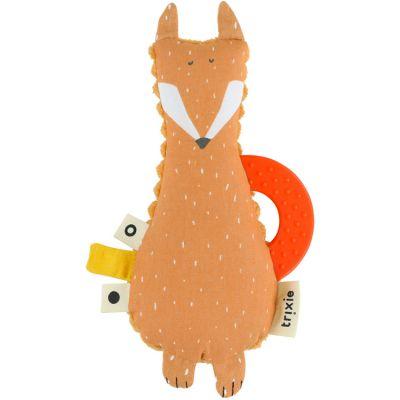 Doudou de dentition renard Mr. Fox  par Trixie