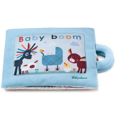 Livre bébé d'activités Baby Boom Lilliputiens