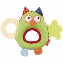 Anneau de dentition jouet hibou  par Sigikid