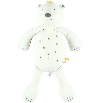 Peluche ours Sam Timeless (40 cm) Noukie's