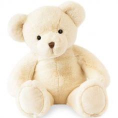 Peluche ours Titours champagne (50 cm)