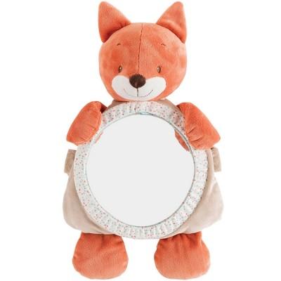 Miroir pour voiture Oscar le renard  par Nattou