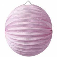 Lampion boule rose  par Arty Fêtes Factory