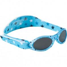 Lunettes de soleil bébé Dooky Banz étoiles bleu