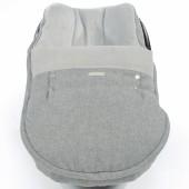 Housse et couvre-jambes pour siège auto groupe 0 Bohemian gris - Pasito a pasito
