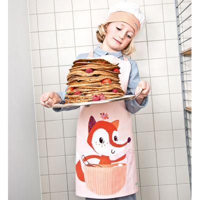 Tablier et toque Alice Little Chef  par Lilliputiens