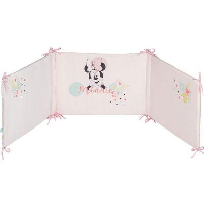 Tour de lit Minnie rose (pour lits 60 x 120 et 70 x 140 cm)  par Babycalin