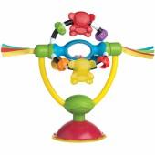 Jouet à ventouse pour chaise haute - Playgro