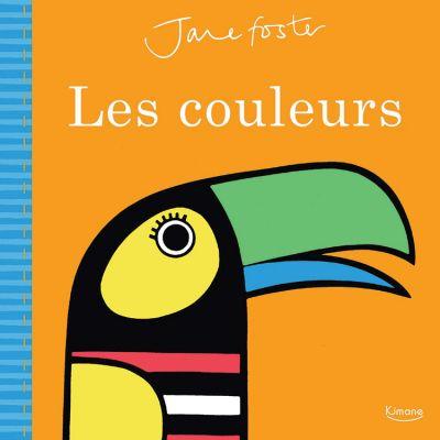 Livre Les couleurs  par Editions Kimane