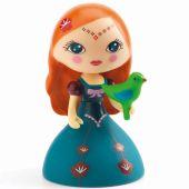 Poupée de plastique Princesse Fédora (11 cm) - Djeco
