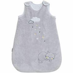 Gigoteuse chaude grise Petit chat parmi les étoiles TOG 3 (67 cm)