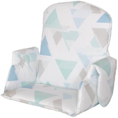 Coussin de chaise haute en tissu avec accoudoir prisme par geuther - Chaise haute avec accoudoir ...