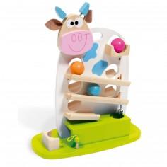 Toboggan à balles Marie la vache