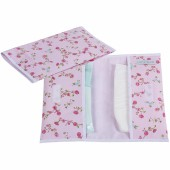 Pochette de change Pink blossom - Little Dutch