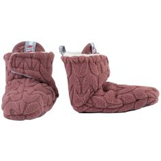 Chaussons rose Slipper Empire (0-3 mois)