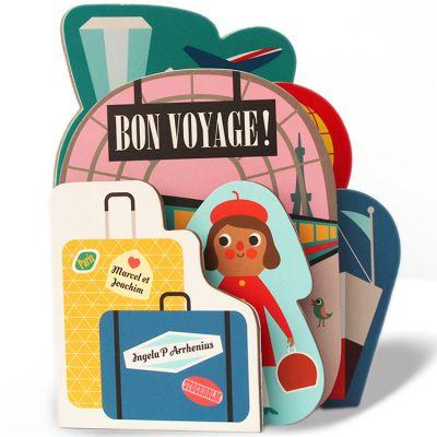 Mini livre Bon voyage !  par Marcel et Joachim