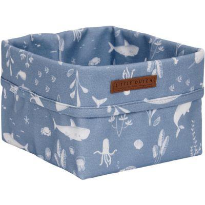 Panier de toilette Ocean Blue (15 x 15 cm)