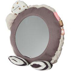 Miroir d'éveil rose